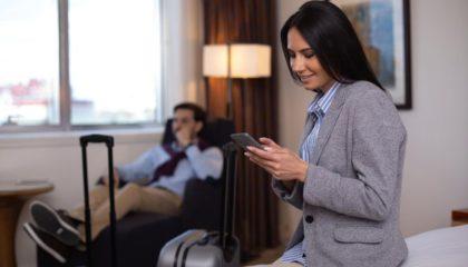 Городские отели в поиске гостей